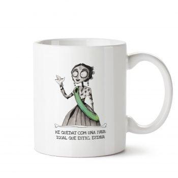 taza reina de les festes de castelló